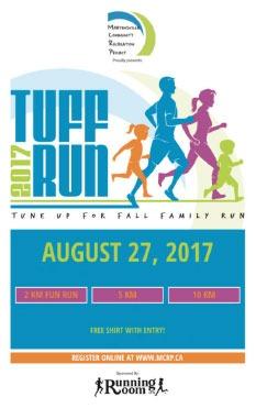 2017 Tuff Run poster