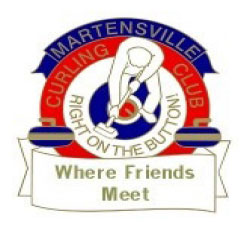 Martensville Curling Club Logo