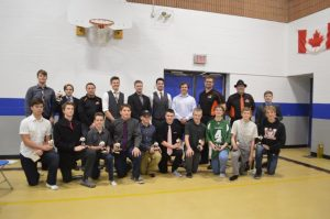 Award Winners and Coaches