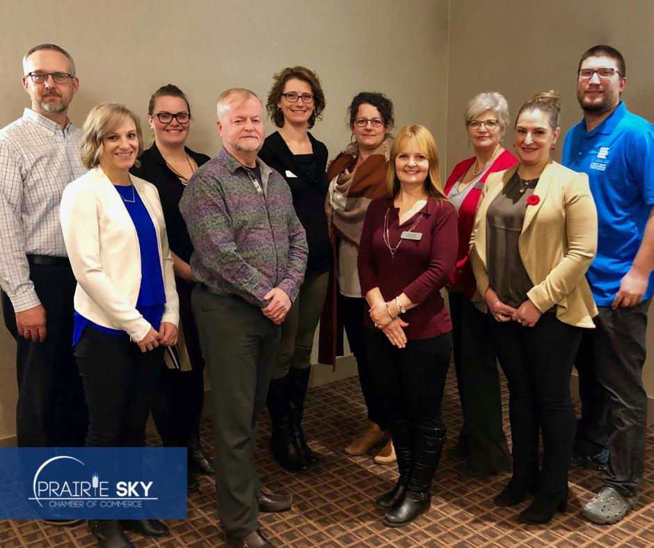Prairie Sky Chamber of Commerce Directors
