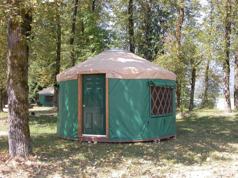 15 Ft Yurt